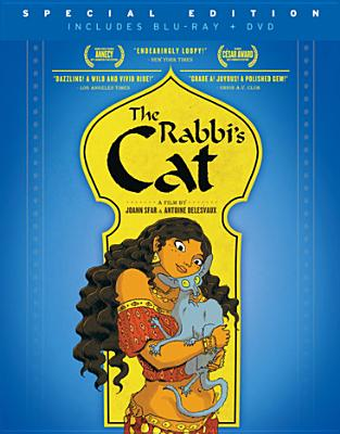RABBI'S CAT BY DELESVAUX,ANTOINE (Blu-Ray)